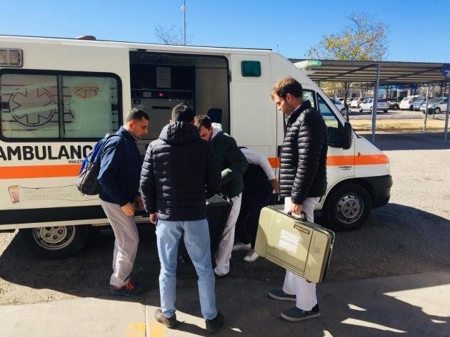 En el Hospital San Luis efectuaron la primera ablación de pulmón