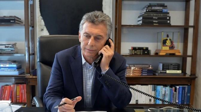 Finalmente, Mauricio Macri y Alberto Fernández tuvieron un contacto telefónico