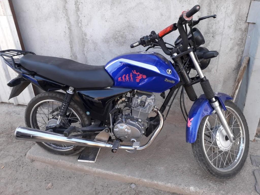 Villa Mercedes: Secuestraron una moto que estaría implicada en el accidente de una nena