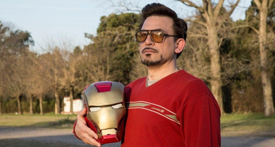 """""""Iron Man me salvó la vida"""": la historia del Tony Stark argentino, el hombre que sueña con recorrer todos los hospitales del país"""