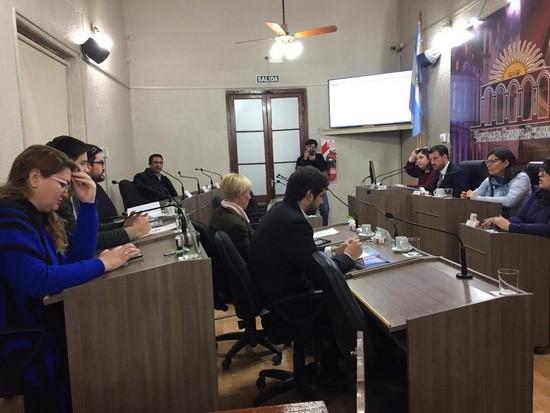 No hubo quórum y se levantó la sesión en el Concejo Deliberante