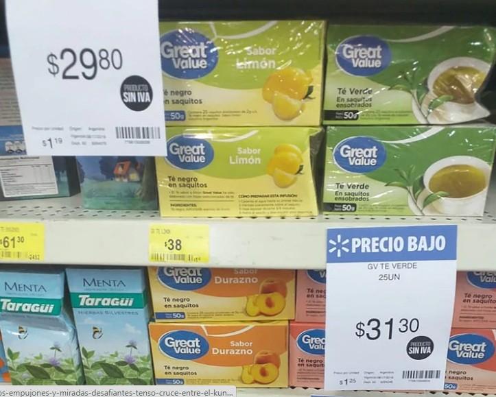 Los supermercados ya comenzaron a vender alimentos sin IVA