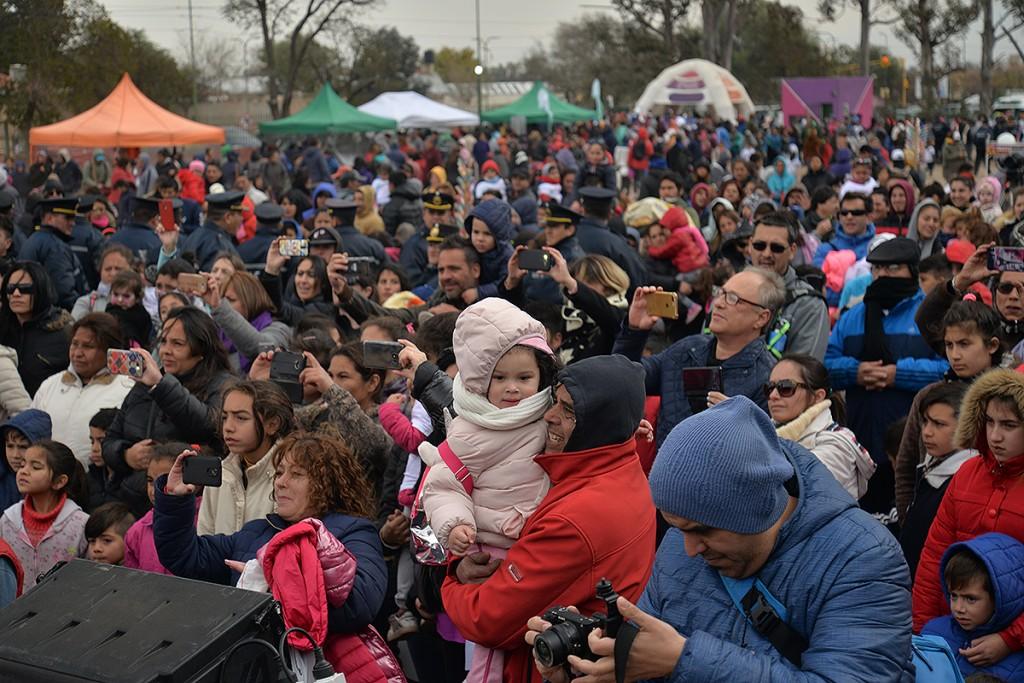 San Luis festejó el Día del Niño