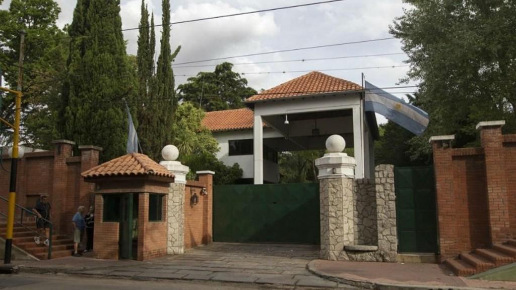 Cumbre en Olivos de Macri con funcionarios, ministros y la UCR
