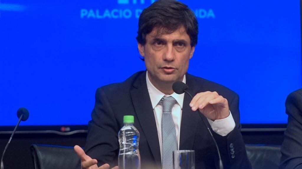 Lacunza confirmó que el FMI entregará al país el desembolso de US$5.400 millones previsto para septiembre