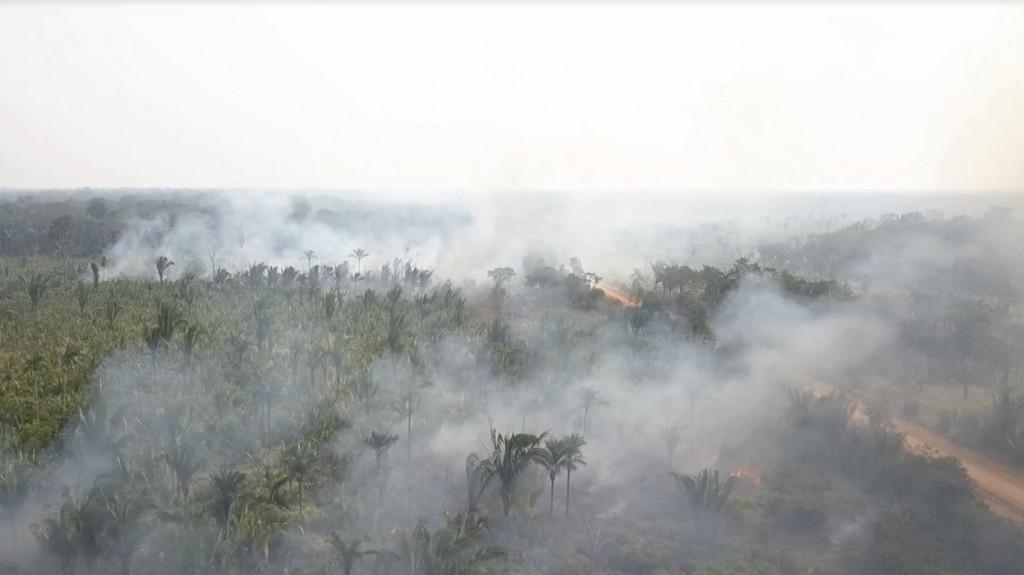 Llega el humo de los incendios en el Amazonas a la Ciudad: posibles consecuencias para la salud