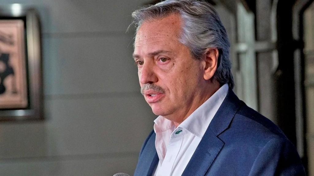 Alberto Fernández se reunió con el FMI y manifestó su preocupación por la fuga de capitales