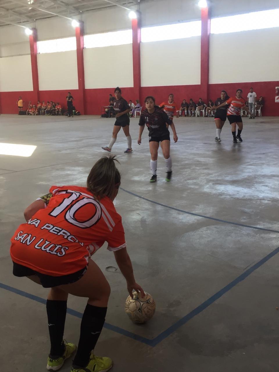 Mañana arranca una nueva fecha de Futsal