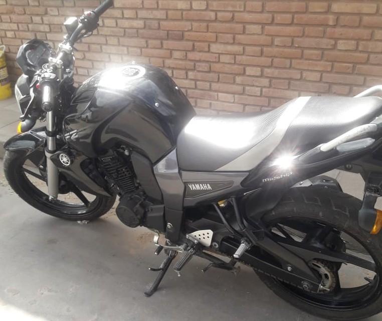 San Luis: secuestran moto robada