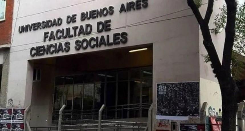 La Facultad de Ciencias Sociales de la UBA aprobó uso de lenguaje inclusivo
