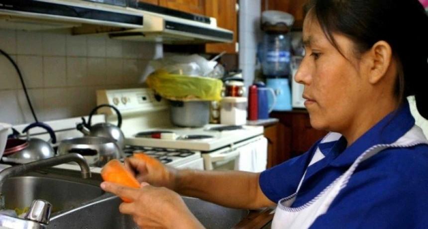 Cómo queda la escala salarial para empleadas domésticas con el aumento de agosto