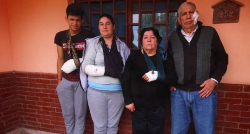 Imputaron a los dueños del dogo que hirió a cuatro personas en Córdoba