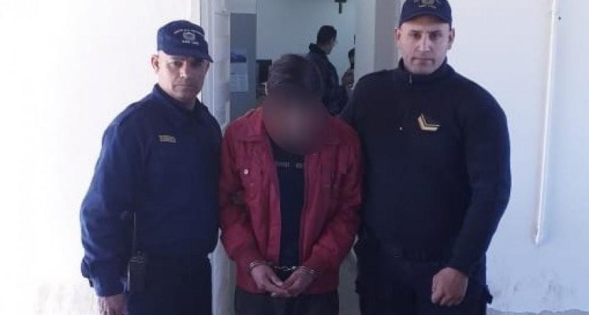 Justo Daract: un hombre fue enviado a prisión por robo