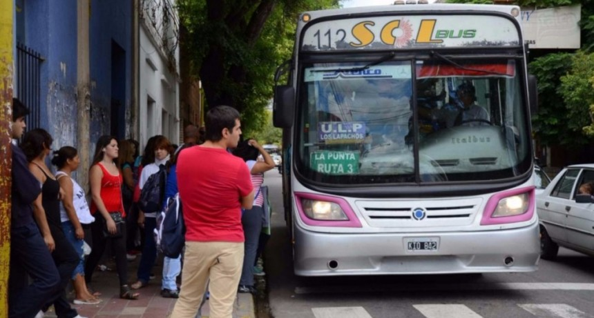 Interurbano: UTA anuncia otro paro para este miércoles