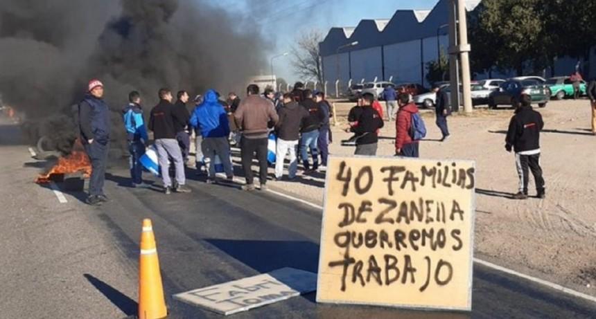 Córdoba: Zanella cerró su planta de Cruz del Eje