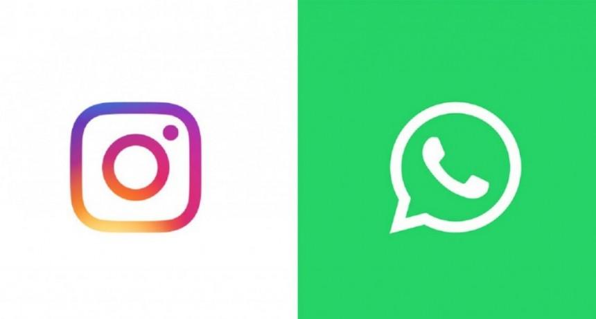Facebook le cambiará el nombre a Instagram y WhatsApp