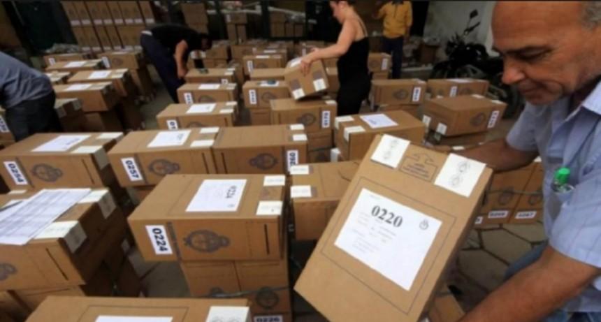 El Frente de Todos presentó un amparo para excluir a Smartmatic del recuento provisorio de votos