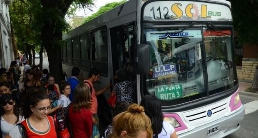 Interurbano: el servicio será normal en los próximos días