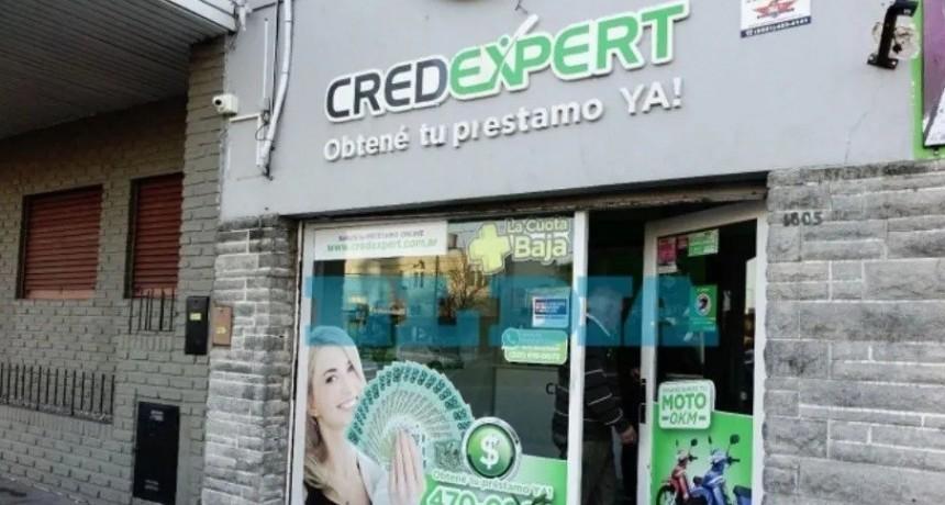 Así policías intentaron asaltar una financiera en La Plata