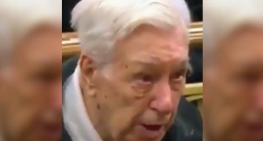 Un anciano acusado de exceso de velocidad se defendió y emocionó a todos