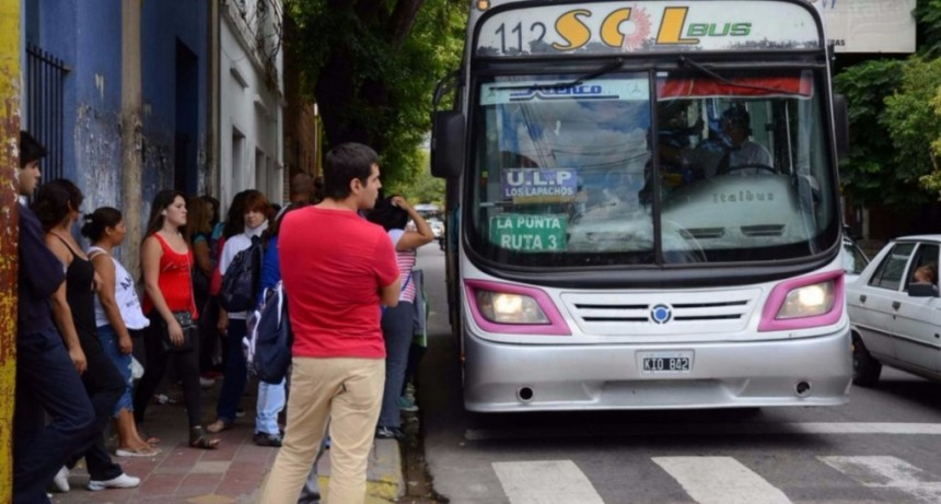 Interurbano: no hubo acuerdo y UTA analiza realizar medidas de fuerza