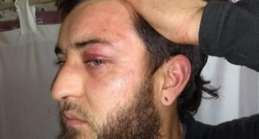 Detuvieron a siete policías que golpearon a un joven en una comisaría de San Juan