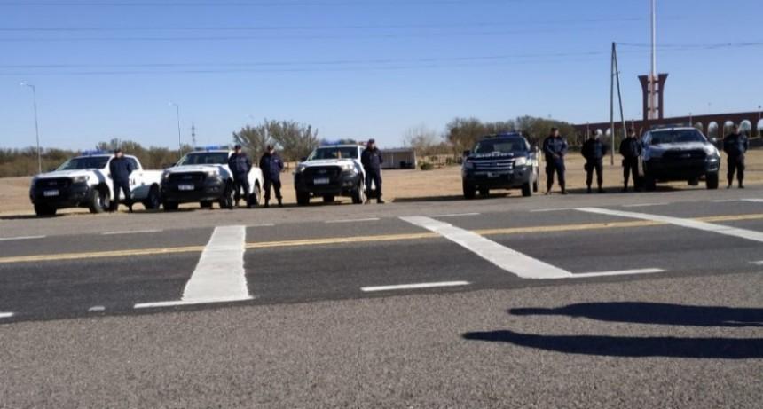 Departamento Belgrano: la Unidad Regional V lanzó un operativo rural
