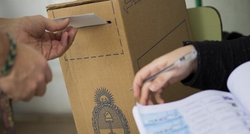El domingo se votará en 236 establecimientos de toda la provincia