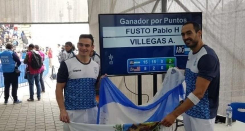 Alfredo Villegas obtuvo la medalla dorada en los Juegos Panamericanos