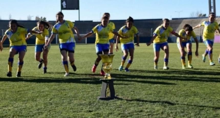 Fútbol Femenino: Juventud campeonas e invictas
