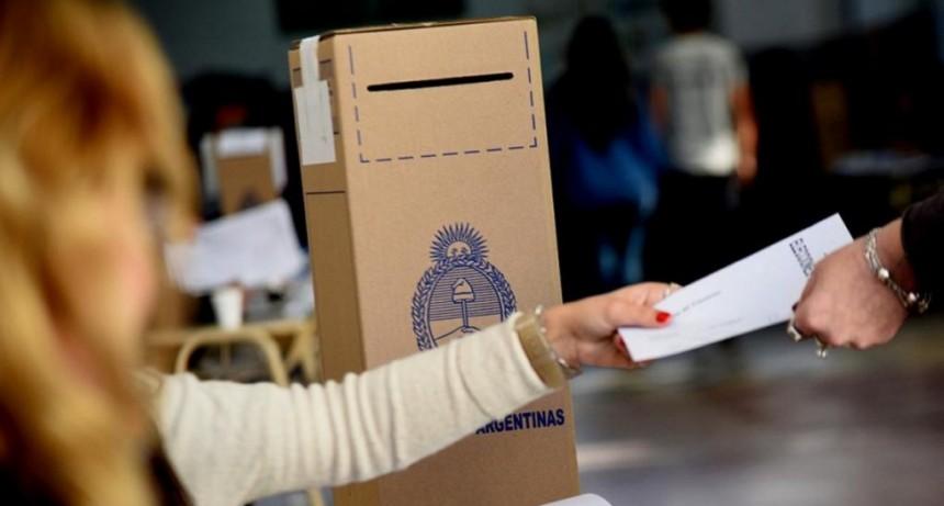 PASO 2019: la Justicia ordenó informar resultados con el 10% de las mesas escrutadas
