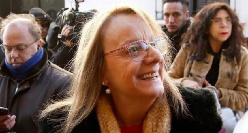 Alicia Kirchner retiene la gobernación en Santa Cruz