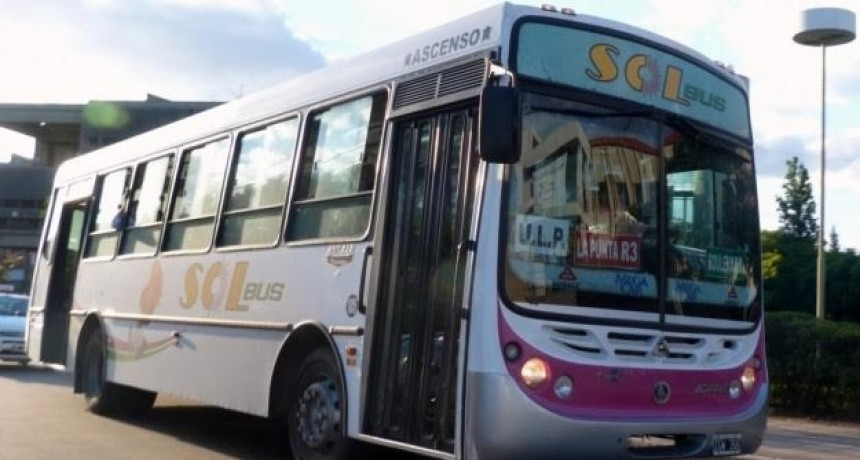 Interurbano: el servicio funcionará con normalidad hasta el viernes