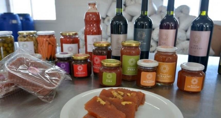 La fábrica de Sol Puntano ya comercializa más de diez productos elaborados