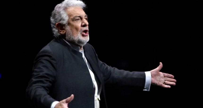 Nueve mujeres denunciaron al tenor Plácido Domingo por acoso sexual
