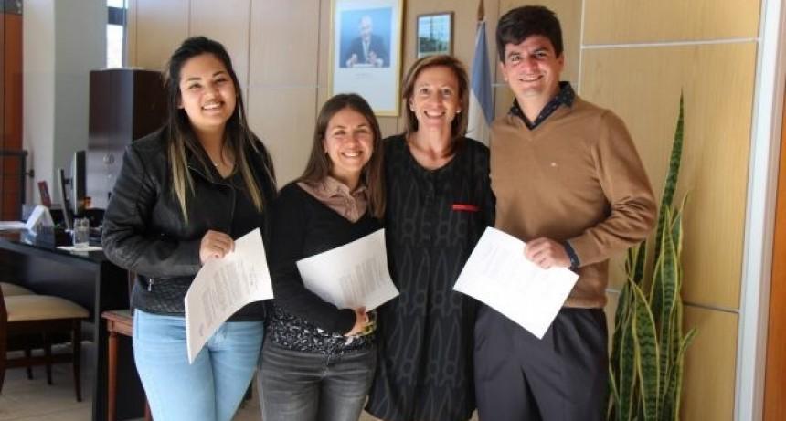 Tres nuevos profesionales para Medicina del Interior