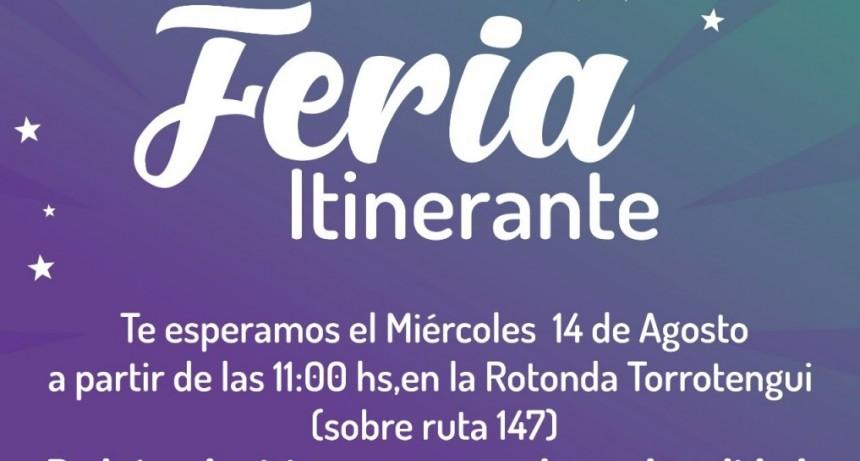 Vuelve este miércoles a la ciudad de San Luis la feria itinerante con productos de calidad y a precio justo