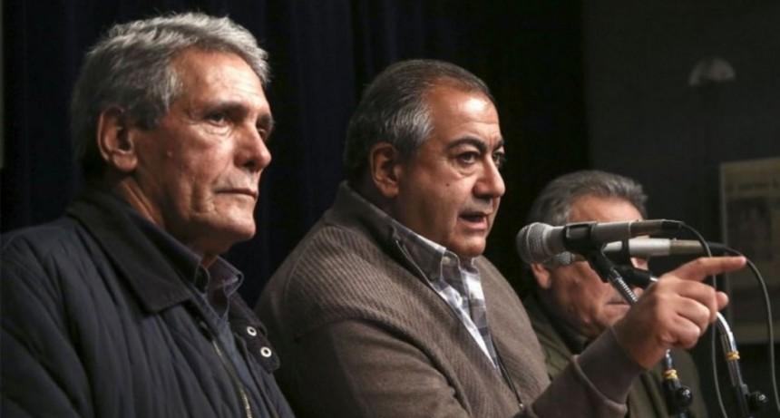 La CGT discute el escenario posterior a las PASO y le reclama al Gobierno que tome medidas por la crisis