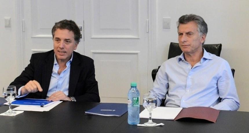 Macri y Dujovne ultimaron detalles del paquete económico: retenciones, baja de Ganancias y beneficios a pymes