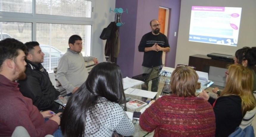Capacitan a personal de San Luis Logística en gestión y normas de calidad