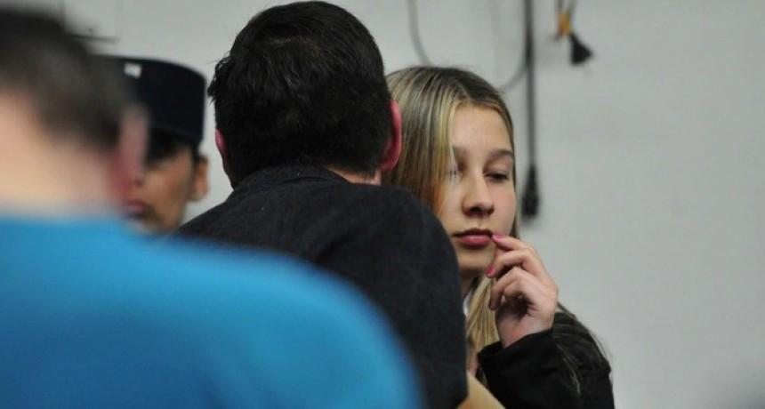 La Justicia de Entre Ríos confirmó la condena a prisión perpetua de Nahir Galarza