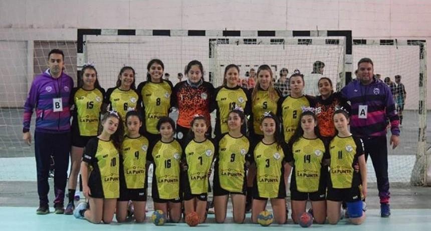 Handball: La Selección de San Luis finalizó 5ta