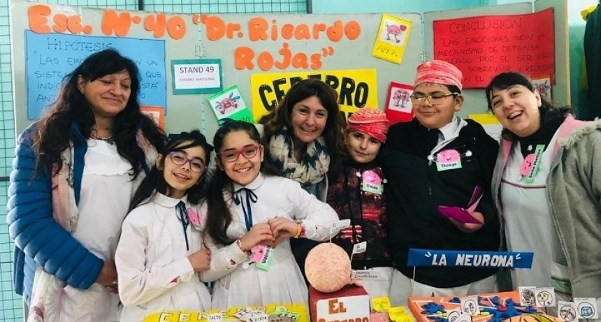Estudiantes de la Región Educativa II presentaron sus trabajos de Feria de Ciencias