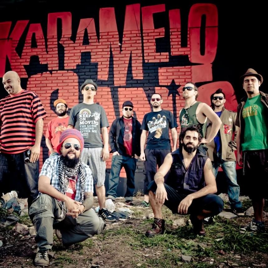 KARAMELO SANTO EN SAN LUIS