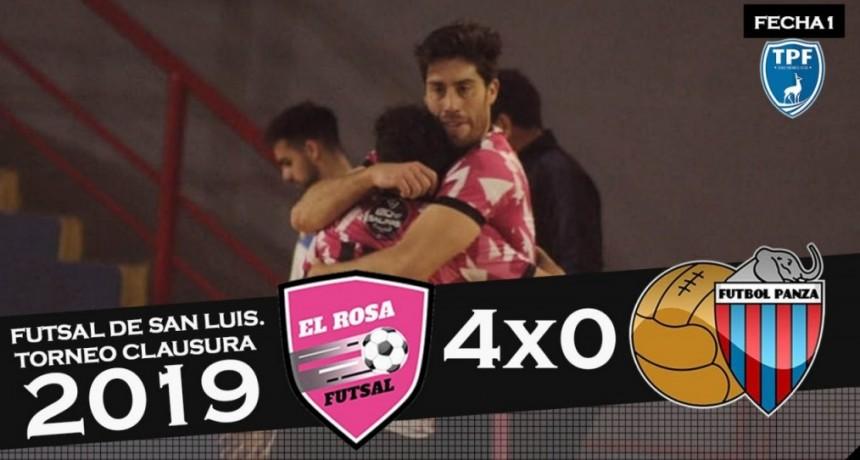 Futsal: La Primera y Primera