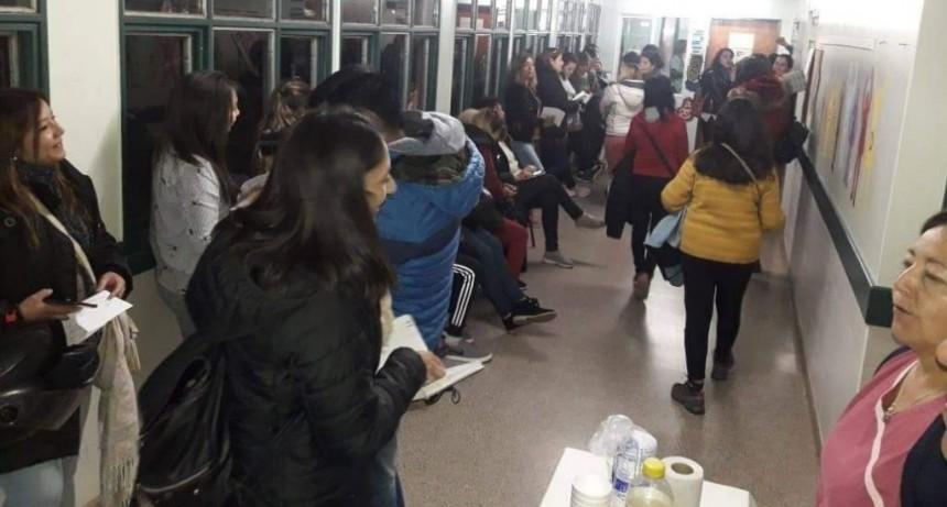 """""""La noche de los PAP"""" en La Ribera: una iniciativa que convocó a 86 pacientes"""
