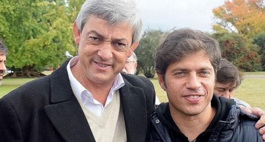 Kicillof suspendió su campaña por la muerte del intendente de Hipólito Yrigoyen