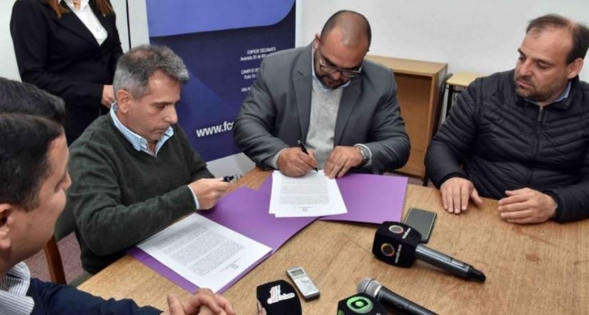 La UNSL comienza a trabajar con el Parque La Pedrera