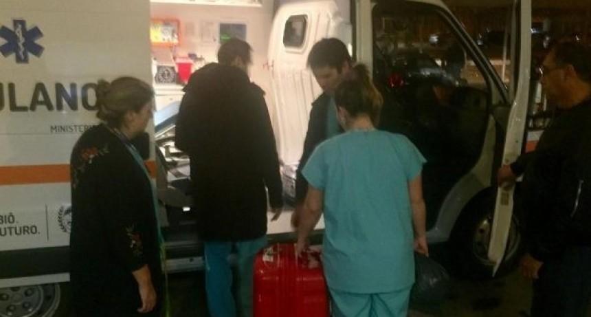 Realizaron una nueva ablación múltiple en el Hospital San Luis