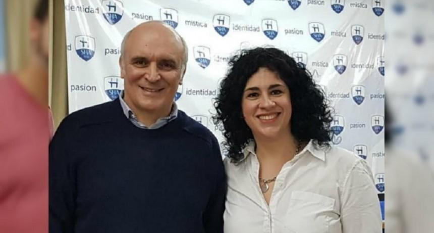 José Luis Espert habló sobre la candidata detenida por robar en su supermercado